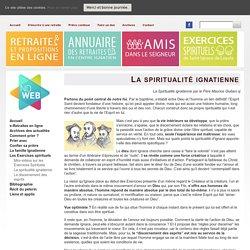 La spiritualité ignatienne
