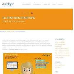 La star des startups - Edgar People