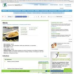 La stévia, un édulcorant naturel