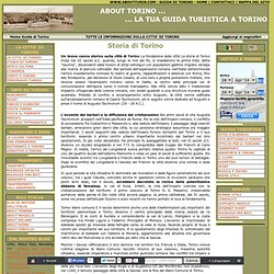 La storia di Torino by About Torino