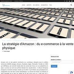 La stratégie d'Amazon
