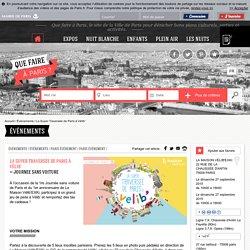 La Super Traversée de Paris à Vélib'