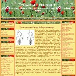 La symbolique du corps humain - CHANTAL FEUGNET