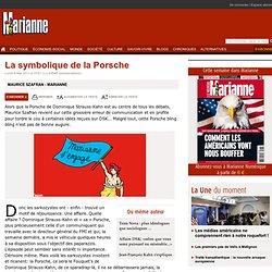 La symbolique de la Porsche