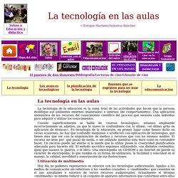 La tecnología en las aulas