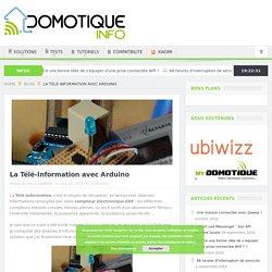 La Télé-Information avec Arduino