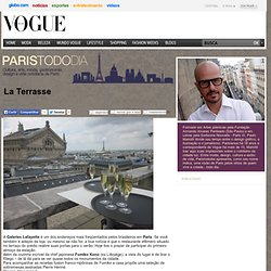 La Terrasse « Paris Todo Dia