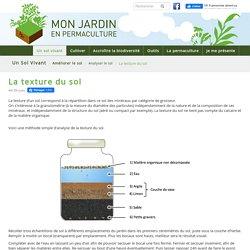 La texture du sol - monjardinenpermaculture.fr
