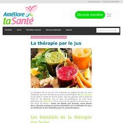 La thérapie par le jus contre troubles menstruels
