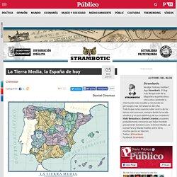 La Tierra Media, la España de hoy