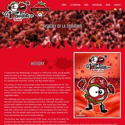 La Tomatina – Página oficial