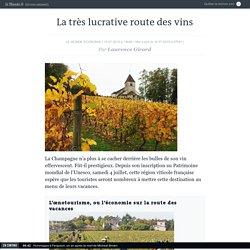La très lucrative route des vins