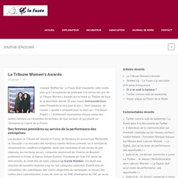 La Tribune Women's Awards