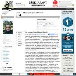 La tromperie du Figaro Histoire