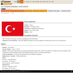 La Turquie pratique, tout savoir