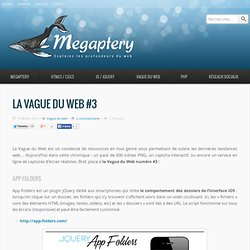 La Vague du Web #3