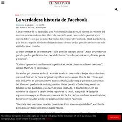La verdadera historia de Facebook