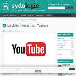 La vidéo interactive : YouTube