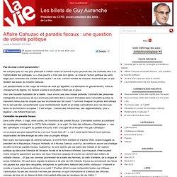 Le blog de Guy Aurenche