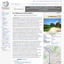 La Villeneuve (Grenoble)