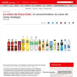 La vision de Coca-Cola
