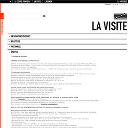 Centre Pompidou : Philippe Starck