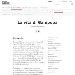 La vita di Gampopa — Study Buddhism