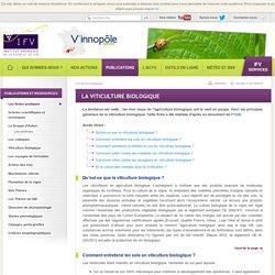 La viticulture biologique