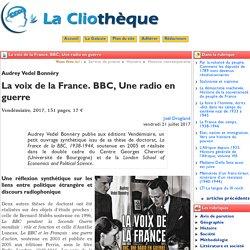 La voix de la France. BBC, Une