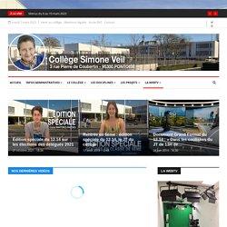 La WebTV du collège Simone Veil
