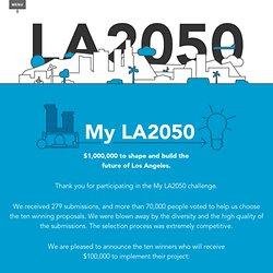 My LA2050