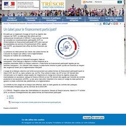 Un label pour le financement participatif