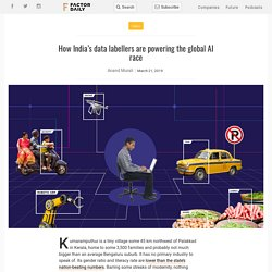 How India's data labellers are powering the global AI race