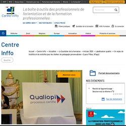 Labellisation qualité: «Un enjeu de lisibilité et de visibilité pour les Ateliers de pédagogie personnalisée» (Laure Pillias, APapp)