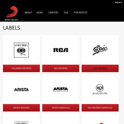 Sony Music Entertainment (US Labels)