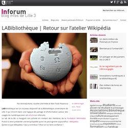 Inforum, le blog infos de Lille3 – LABibliothèque
