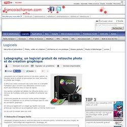 Labography, un logiciel gratuit de retouche photo et de création graphique