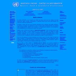 Labor de la ONU: Medio ambiente