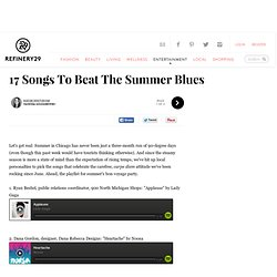Summer Playlists - Washington DC DJs
