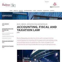 Legal Assistance - Balms Abogados