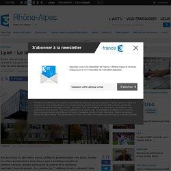 Lyon - Le laboratoire P4 s'agrandit - France 3 Rhône-Alpes