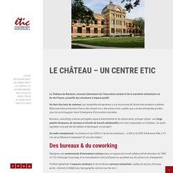 CHATEAU de Nanterre - laboratoire d'innovation sociale et alimentaire