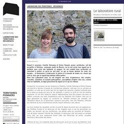 Le laboratoire rural - Territoires pionniers I Maison de l'architecture - Normandie