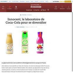Innocent, le laboratoire de Coca-Cola pour se diversifier