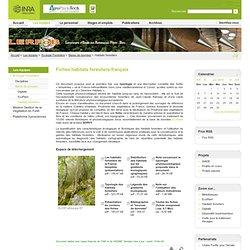 laboratoire LERFoB - Habitats forestiers