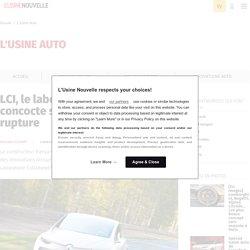 LCI, le laboratoire où Renault concocte ses innovations de rupture - L'Usine Auto