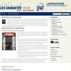 Laboratoire des Villes invisibles - Un blog utilisant Les Urbanités