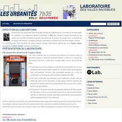Laboratoire des Villes invisibles - Un blog utilisant Les Urbani