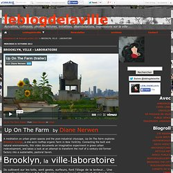 BROOKLYN, VILLE - LABORATOIRE