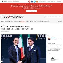L'Italie, nouveau laboratoire del'«orbanisation» del'Europe
